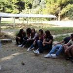 Από την επίσκεψη στον Αρχαιολογικό χώρο της Ακαδημίας Πλάτωνος